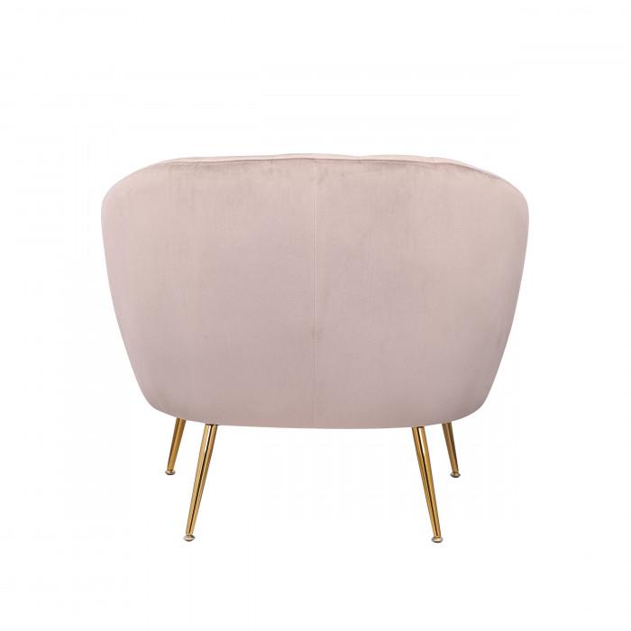 MOB – 1040 Rinida fotel – taupe velvet (3)