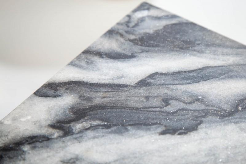 NVI – 40113 Elements Marble dohányzóasztal 50 – grey (10)