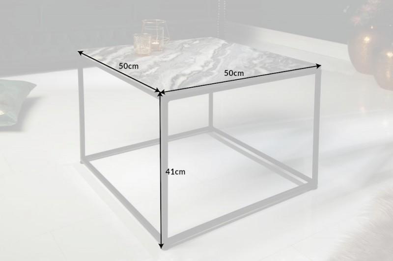 NVI – 40113 Elements Marble dohányzóasztal 50 – grey (14)