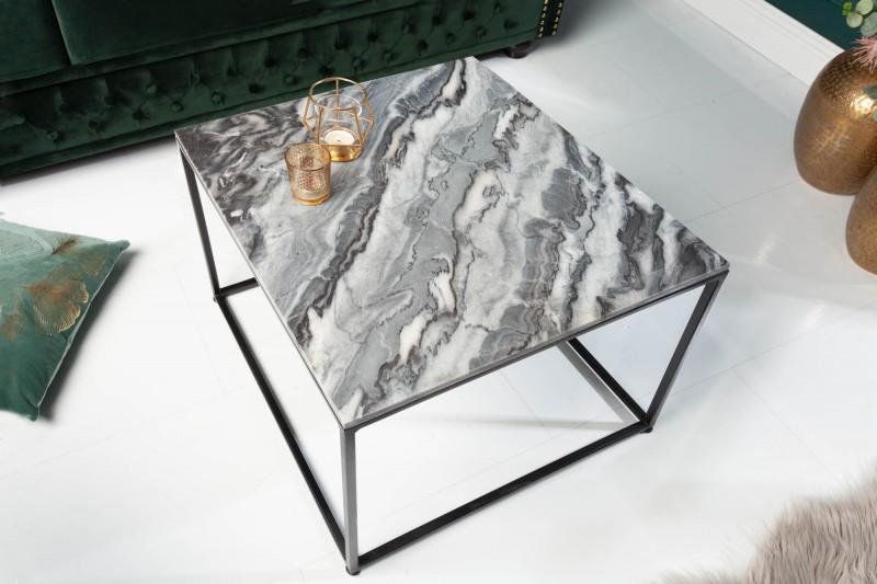 NVI – 40113 Elements Marble dohányzóasztal 50 – grey (15)