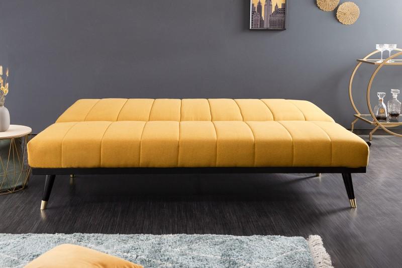 NVI – 40028 Petit Beaute kanapé 180 – mustard (5)