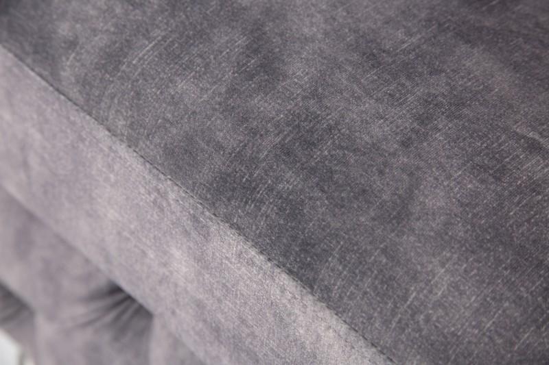NVI – 41135 Modern Barock puff – darkgrey velvet (15)