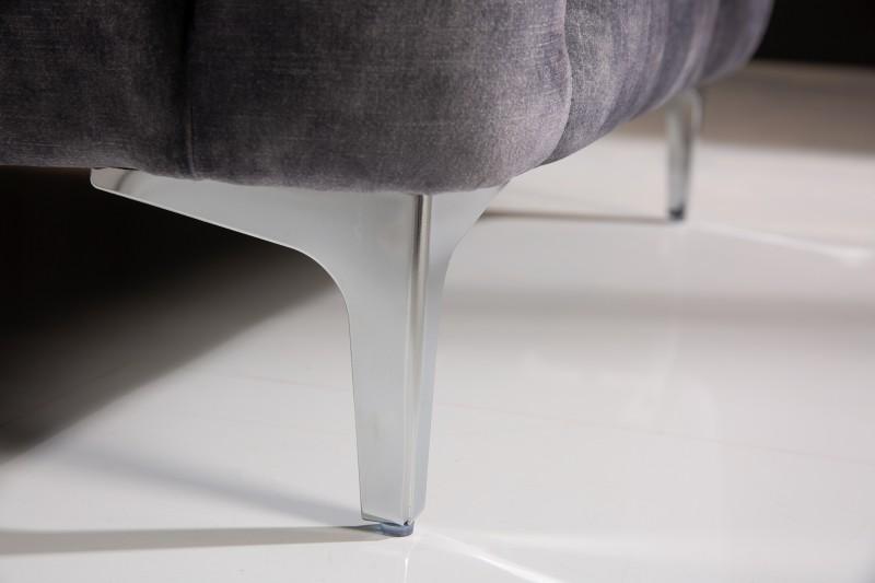 NVI – 41135 Modern Barock puff – darkgrey velvet (16)